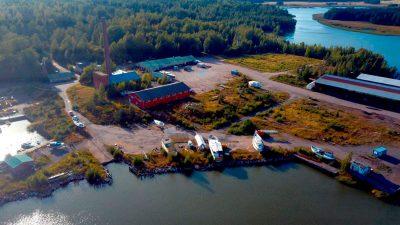 Isnäs harbour, Loviisa