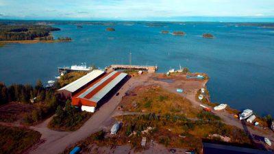 Isnäs Port Loviisa