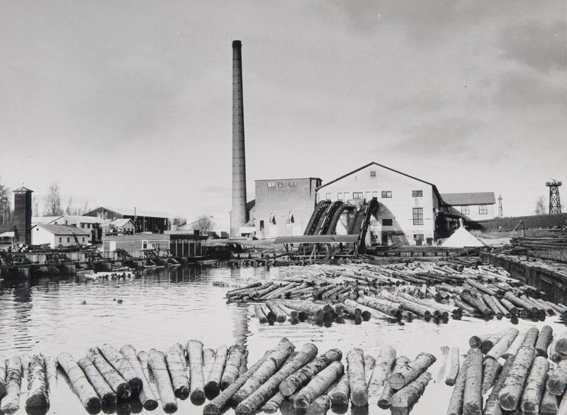 Isnäsin satama-alueen historiaa